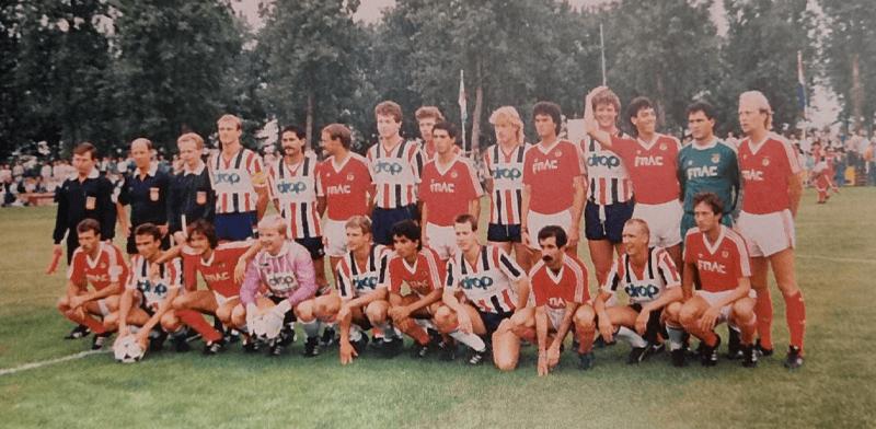 Excelsior Maassluis Benfica