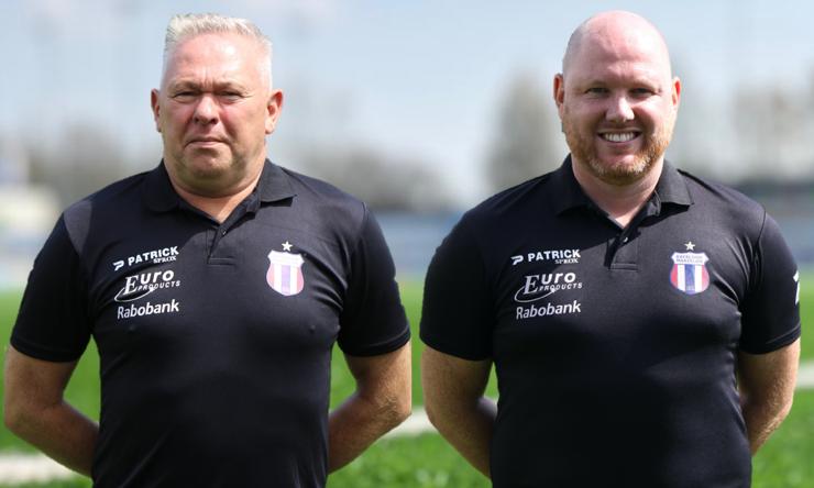 Willem van Tricht en Dimitri Metgod